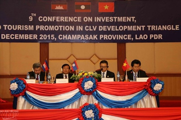 Joint Coordination Committee on CLV Development Triangle Area meets hinh anh 1