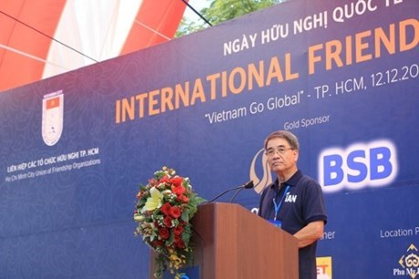 Int'l Friendship Day held in HCM City hinh anh 1