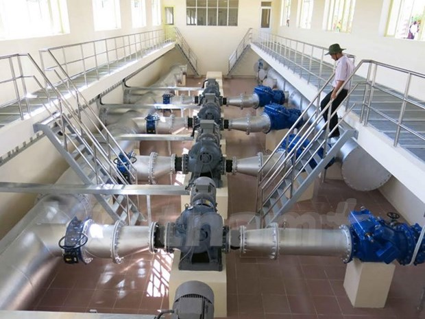 Work begins on clean water plant in Binh Phuoc hinh anh 1