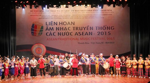 Joining hands for ASEAN unity in cultural diversity hinh anh 3