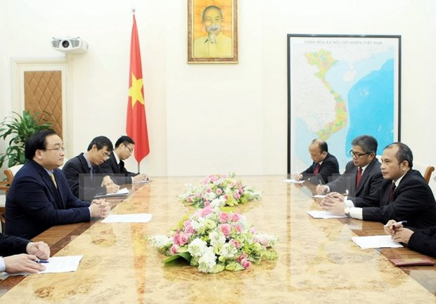 Vietnam, Indonesia boost agriculture partnership hinh anh 1