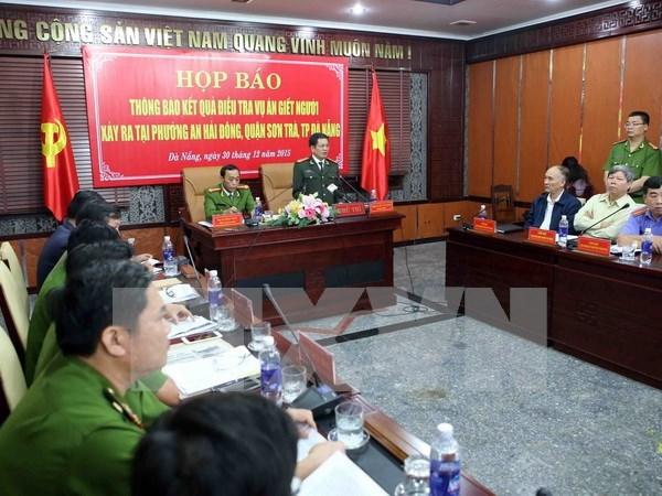 Da Nang police unveils details of assault on foreigner hinh anh 1