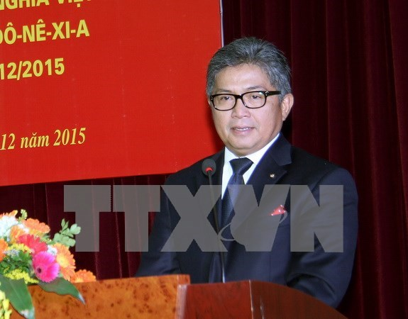 Vietnam, Indonesia celebrate 60-year relations hinh anh 1