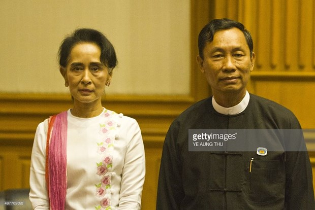 Myanmar : NLD members to join parliament from Feb hinh anh 1