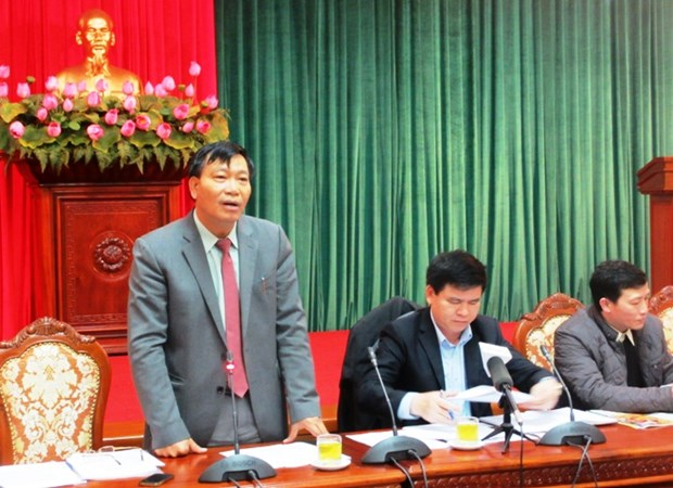 Hanoi brings warm Tet to policy beneficiaries, poor people hinh anh 1