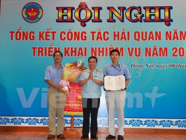 RoK-invested firm receives preferential customs certificate hinh anh 1