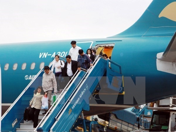 Vietnam Airlines offers cheap tickets for domestic routes hinh anh 1