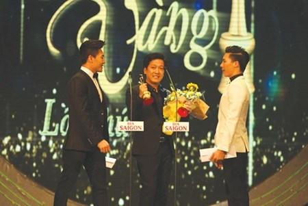 Mai Vang Awards honour talented artists hinh anh 1