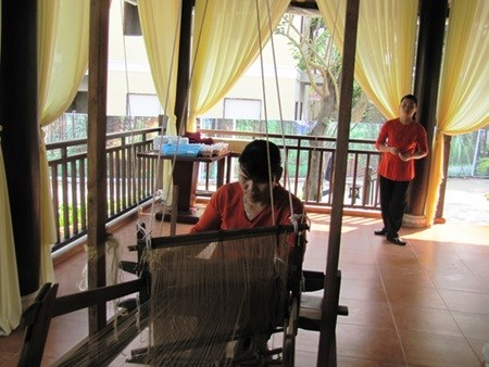 Vietnam-Asia Silk coming to Hoi An hinh anh 1