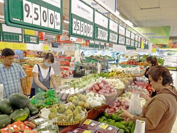Nation's retail sales up 11.7 percent in pre-Tet month hinh anh 1