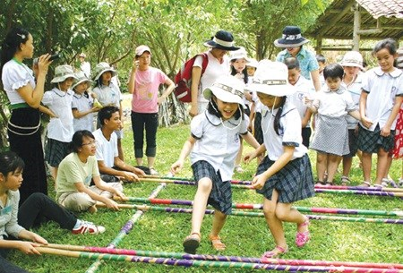 Hanoi: Tet programme to feature ethnic culture hinh anh 1