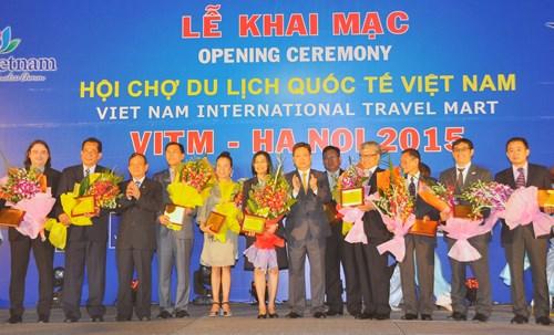 VITM Hanoi 2016 to honour sea and island tourism hinh anh 1