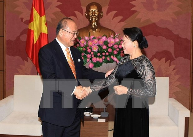 National Assembly backs exchanges with Japan hinh anh 1