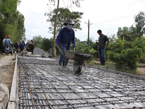 Japan supports rural infrastructure development in Son La hinh anh 1