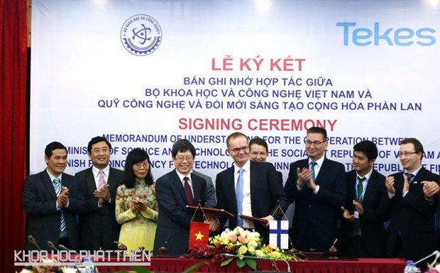 Finland, HCM City enhance cooperation hinh anh 1