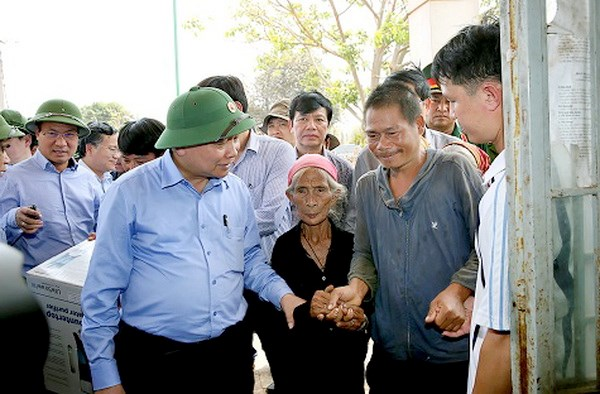 Deputy PM tours drought-hit Central Highlands localities hinh anh 1