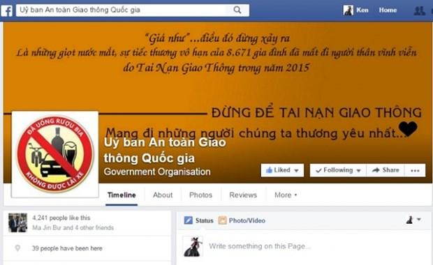 Around 35 million Vietnamese use Facebook hinh anh 1