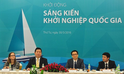 Start-ups must join int'l community: Deputy PM hinh anh 1