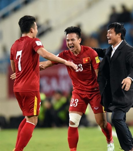 Vietnam will play 'friendly matches' to train for Asian Cup hinh anh 1