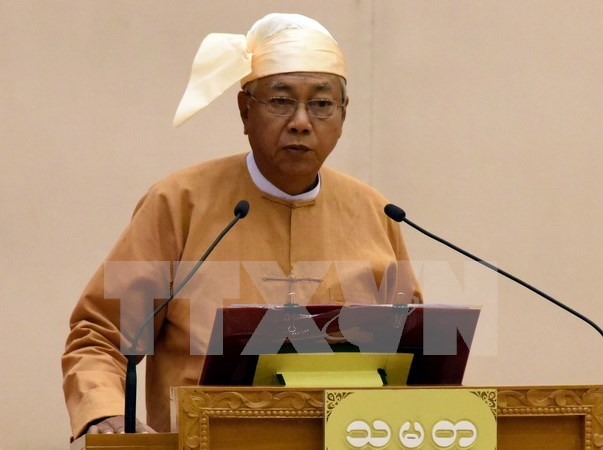 Myanmar forms state financial commission hinh anh 1