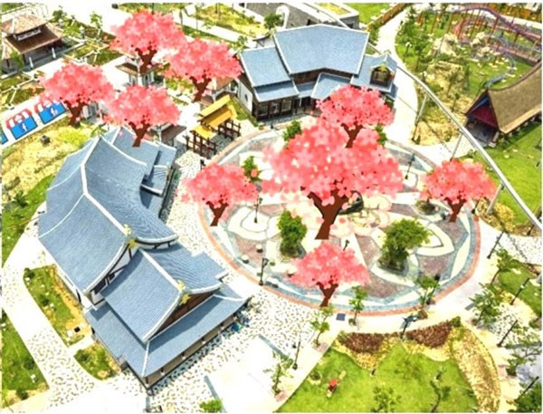 Da Nang to host first Japanese cherry blossom festival hinh anh 1