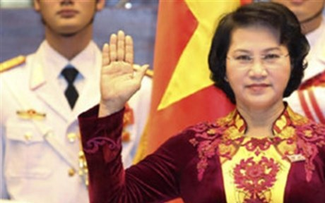 Ministry wants to increase role of women in politics hinh anh 1