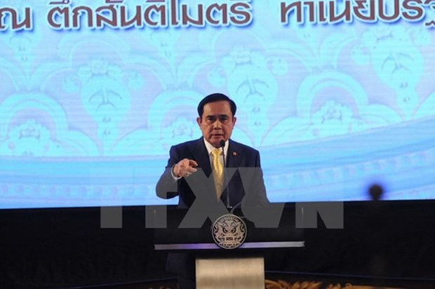 Thailand to write new Constitution if draft fails in public vote hinh anh 1