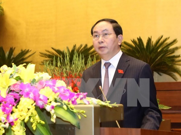 Newly-elected leaders get foreign congratulations hinh anh 1