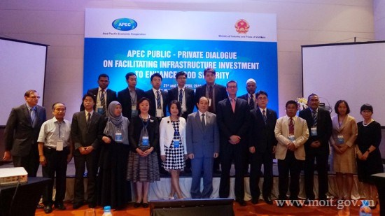 Conference on enhancing food security opened in Hanoi hinh anh 1