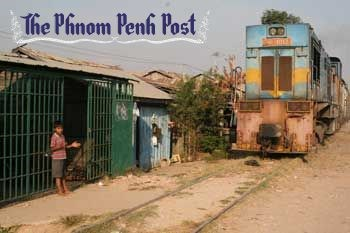Cambodia restores railway system hinh anh 1