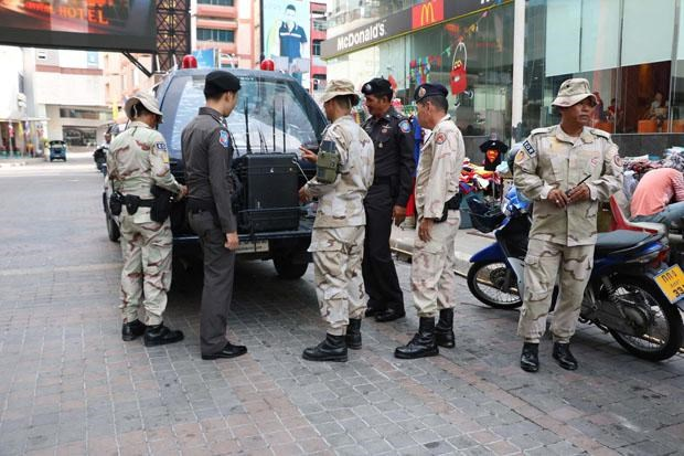 Thailand tightens security in south's largest city hinh anh 1