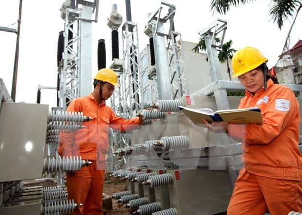 Measures taken to ensure power supply in central region hinh anh 1