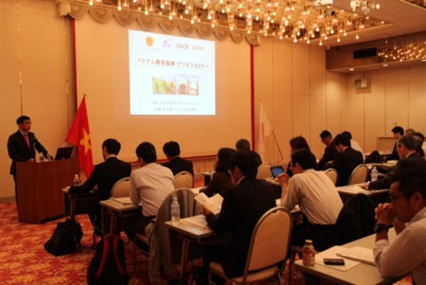 Vietnam, Japan step up agriculture business cooperation hinh anh 1