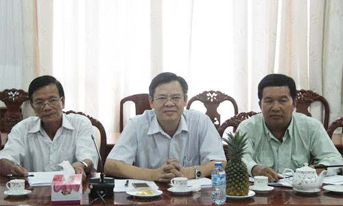 WB reviews agriculture transformation project in Hau Giang hinh anh 1