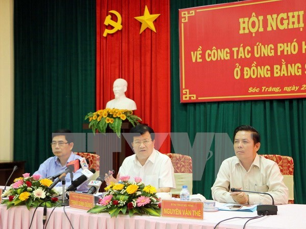 Water for daily lives should receive top priority hinh anh 1
