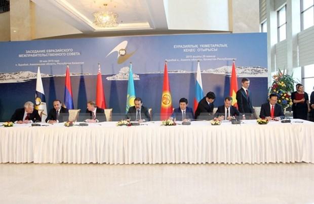 Federation Council of Russia ratifies Vietnam-EAEU FTA hinh anh 1