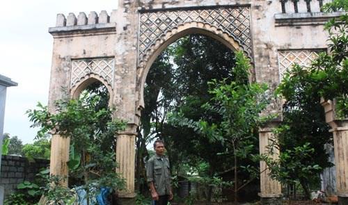 Hanoi restores Morocco Gate hinh anh 1