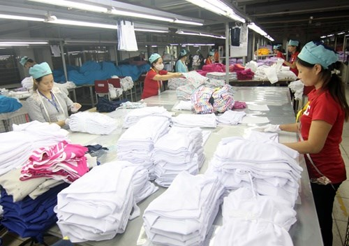 how to order clothes from vietnam garment export company