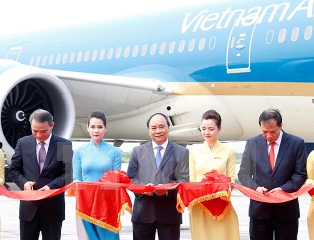 Cat Bi International Airport put into operation hinh anh 1