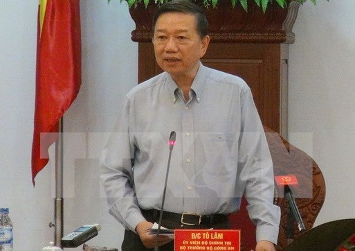 Vietnam, Cambodia foster security links hinh anh 1