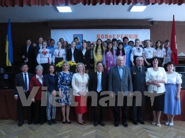 Ukraine workshop highlights Vietnam's struggle for independence hinh anh 1