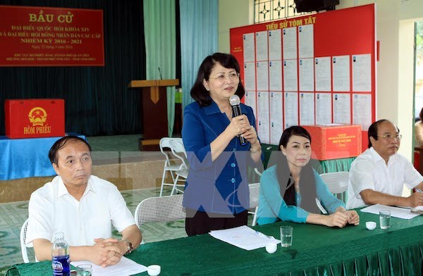 Early elections in border, island areas hinh anh 1