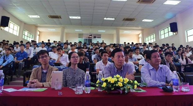 Global start-up contest for students comes to Vietnam hinh anh 1