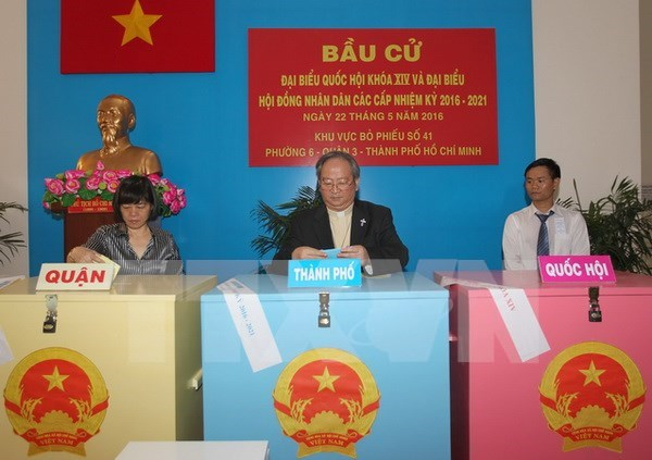 HCM City announces general election results hinh anh 1