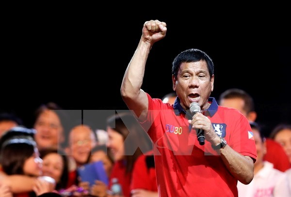 Congratulations to new Filipino President, Vice President hinh anh 1