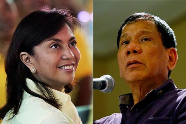 Rodrigo Duterte proclaimed Philippine President hinh anh 1