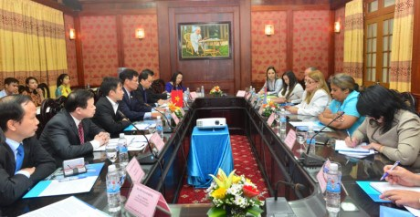 Vietnam, Cuba promote court cooperation hinh anh 1
