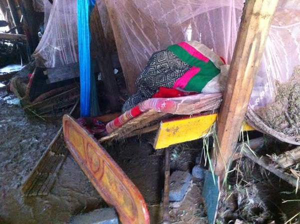 Son La: Floods kill three people hinh anh 1