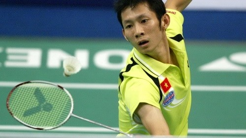 Vietnamese badminton player drops to No 35 in world rankings hinh anh 1