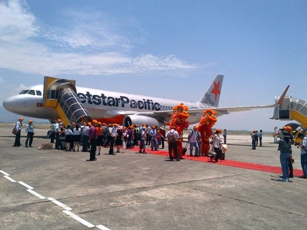Jetstar Pacific delivers services on new domestic routes hinh anh 1